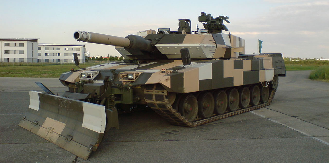 Leopard 2 PSO