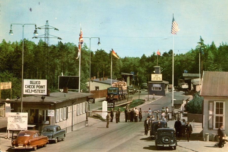 Helmstedt - Checkpoint