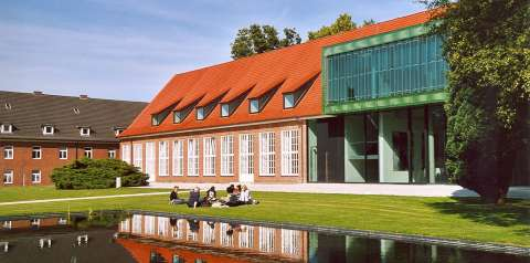 Campus, Jacobs University Bremen