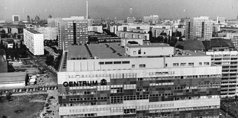 "Berlin, ""Centrum""-Warenhaus"